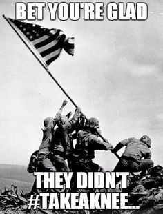 After months of investigation, the Marine Corps announced today that one of the Marines in the famous flag raising photo taken in 1945 after capture of Mount Suribachi in Iwo Jima is not who we thought he was. Marine Quotes, Usmc Quotes, Military Quotes, Military Humor, Military Love, Military Salute, Military Veterans, Military History, Quotes Quotes