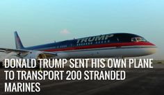 Now this is a true man! Next time you have an incident like Benghazi who are you gonna call? DJT. Next time you need a scam artist? Who you gonna call? HRC---Jailbirds just arrived on AirForce One to Islamabad!!!!