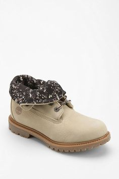 Timberland Roll-Top Boot.  I am strangely in want of these.