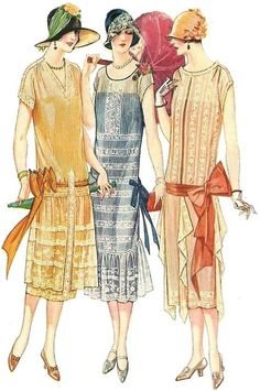 paris fashion 1925 - Google Search