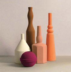 Ceramics by Sonia Pedrazzini