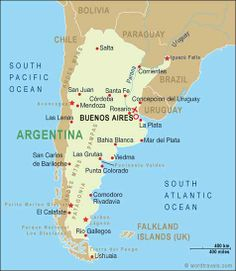 Argentina aims at free wireless internet access Argentina Map, Argentina Culture, Visit Argentina, Backpacking India, Backpacking South America, Chile, South America Map, Latin America, Ligne Bus