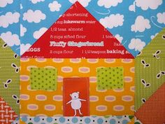 Blue Mountain Daisy: Making Little Swoon Houses