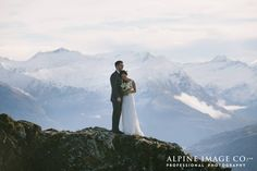 mountain top heli wedding Hair by Absolutely Fabulous Hair www.absolutelyfabuloushair.co.nz photo by Alpine Image Co.