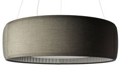 Sound Absorbing Lamp Will Help Silence Your Home While Lighting It Up
