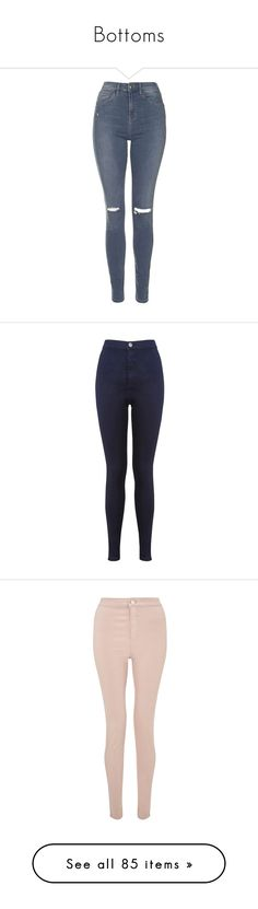 Bottoms by papersteph on Polyvore featuring polyvore, women's fashion, clothing, jeans, pants, bottoms, trousers, grey, distressed jeans, grey skinny jeans, gray skinny jeans, tall skinny jeans, high-waisted jeans, blue jeans, skinny fit jeans, indigo skinny jeans, stretch skinny jeans, high waisted stretch jeans, pale pink, high-waisted skinny jeans, miss selfridge, super high rise skinny jeans, pink skinny jeans, pale pink skinny jeans, pantalones, bleach, super stretch skinny jeans…