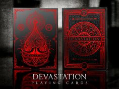 An elegant set of playing cards that depict the men who invented weapons of devastation and the women who rescued the victims.  FINAL 3 DAYS TO GET THESE DECKS!