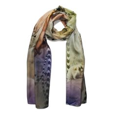 Narnia Long Scarf | Klements | Wolf & Badger