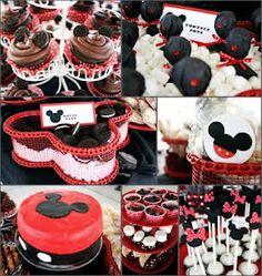 Mickey & Minnie party