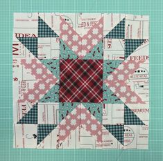 Bee In My Bonnet: Farm Girl Friday - Week 2 -Simple Farm Girl Pillow and Scrappy Happy Hearts Mini Tutorial! Star Quilts, Easy Quilts, Quilt Blocks, Baby Girl Quilts, Girls Quilts, Mug Rug Tutorial, Mini Quilt Patterns, Bee In My Bonnet, Quilting Designs