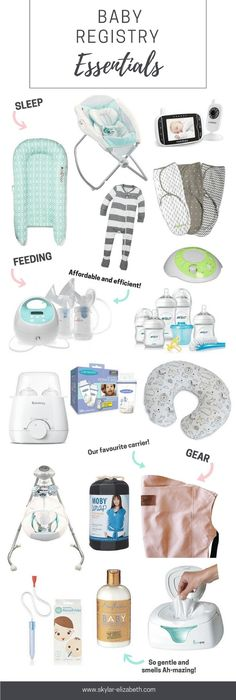 17 Totally Useful Items You Need On Your Baby Registry - skylar elizabeth (scheduled via http://www.tailwindapp.com?utm_source=pinterest&utm_medium=twpin)