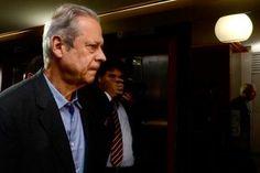 """""""Saco Mucho"""": STF autoriza e José Dirceu vai cumprir restante da..."""