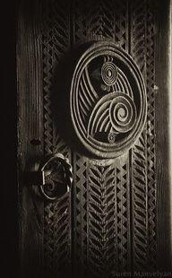 armenian door details