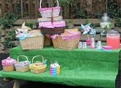 picnic party ideas - Bing Images