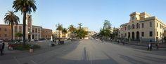 Piazza Martiri d'Ungheria (Municipio) - Vibo Valentia