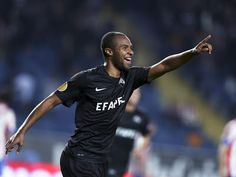 Wilson Eduardo: 2012/2013 - Liga Europa: Académica 2 - At. Madrid 0