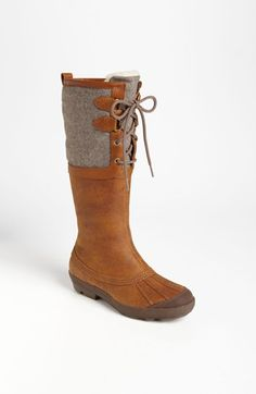 For if I ever move back to Alaska...they're a little too much for Texas...UGG® Australia 'Belcloud' Boot (Women) available at #Nordstrom.