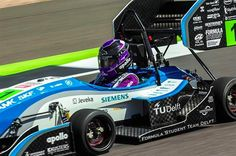 3D printed steering wheel & bracket propels Team Delft to Formula Student glory