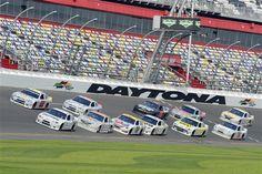 Entry List for Sprint Cup Daytona Testing