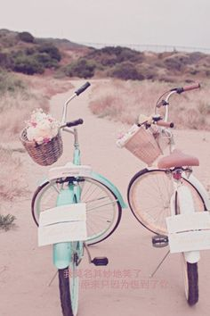 Vintage Bike Ride.