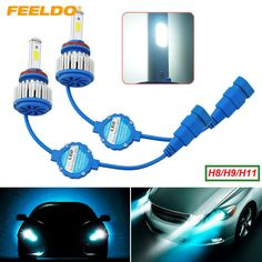 2PCS H4 24V 2000LM Car Xenon Gas Halogen Headlight White Light Lamp Bulbs Nice