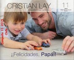 Catalogo Cristian Lay Chile Campaña 11 2015: Papa