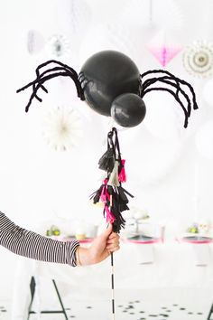 DIY Spider Balloon S