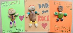 Dad rocks Father's Day Card ideas