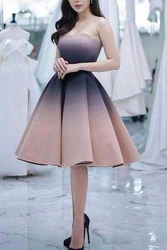 Mini Prom Dresses, Dresses For Teens, Ball Dresses, Strapless Dress Formal, Evening Dresses, Formal Dresses, Sexy Dresses, Summer Dresses, Wedding Dresses