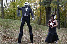 Hallowe'en Wedding