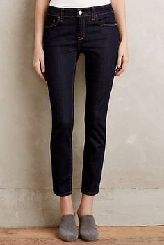 Pilcro Stet Ankle Jeans