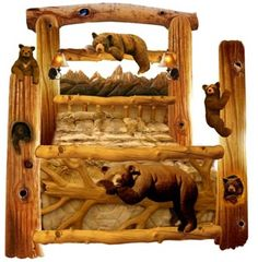 I would love this!!  @jesuisdufromage      Art by Jonathan: Beds