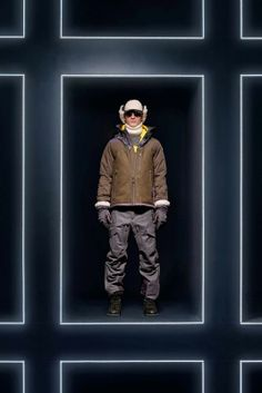 Moncler Grenoble Fall/Winter 2014 - New York Fashion Week #NYFW | Male Fashion Trends