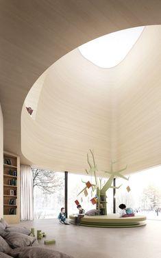 Reiulf Ramstad . new Library . Dornbirn (1)
