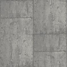 Dutch Exposed behang PE04048 Beton