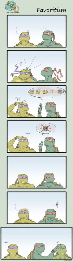TMNT Comic 2 by *LaLunatique on deviantART