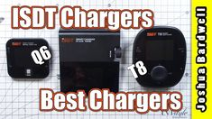ISDT Q6 Plus & ISDT T8 Battery Charger Review   BEST LIPO CHARGER FOR TH... Program Design, Grid, Charger, Money, Car, Automobile, Silver, Cars, Autos
