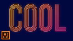 Illustrator Trick : Scratch Lines Text Chalk Typography, Typography Tutorial, Vintage Typography, Graphic Design Typography, Vintage Logos, Retro Logos, Hand Lettering, Text Design, Ad Design