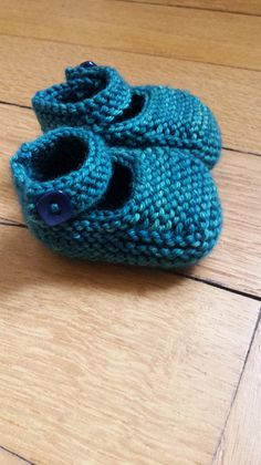 Ravelry: Baby Booties by Knot Sew Prisca