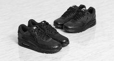 Nike Air Max Croc Pack Black (1)