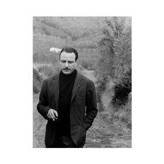 #inspiration Pianist Arturo Benedetti Michelangeli in Lugano in 1962.
