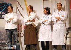 Marcelo Tejedor, Xosé Cannas, Ana Gago y Eduardo Pardo