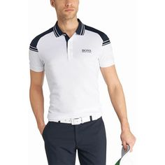 Hugo Boss mens short sleeve t-shirts, replica polos & tops #BOSTSH-649