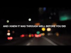 Out of Line (OFFICIAL LYRIC VIDEO)