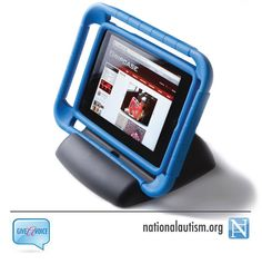 iPad Gripcase for children with ASD