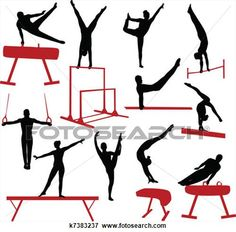 good gymnastics clip art affordable