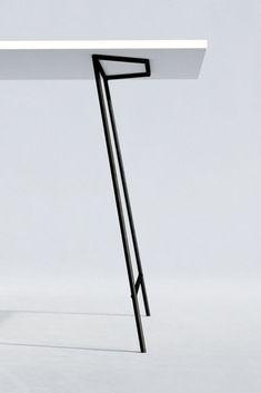 Metal Table Legs by NORDSOP.