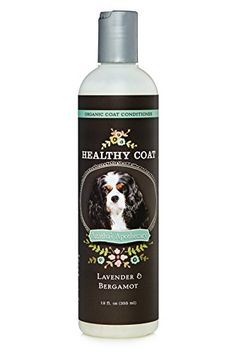 Natural Scented Conditioner for Dogs 12oz  Supports a Healthy and Easy to Brush Smooth Coat  Moisturizes Skin  Naturally Repels Insects  Sulphate Free Soothing Hypoallergenic Support * More info could be found at the image url.Note:It is affiliate link to Amazon.