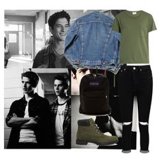 """I'm the hot girl? Yes, you are."" Teen Wolf inspired Scott McCall Outfit. :)"