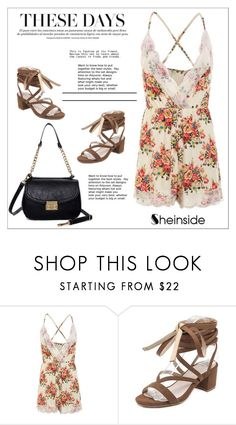 """Sheinside"" by water-polo ❤ liked on Polyvore featuring Sheinside and polyvoreeditorial"